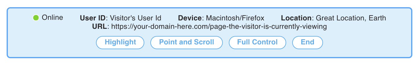 Cobrowsing Buttons