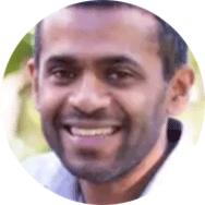 Deepak Ramanathan, VP of Marketing