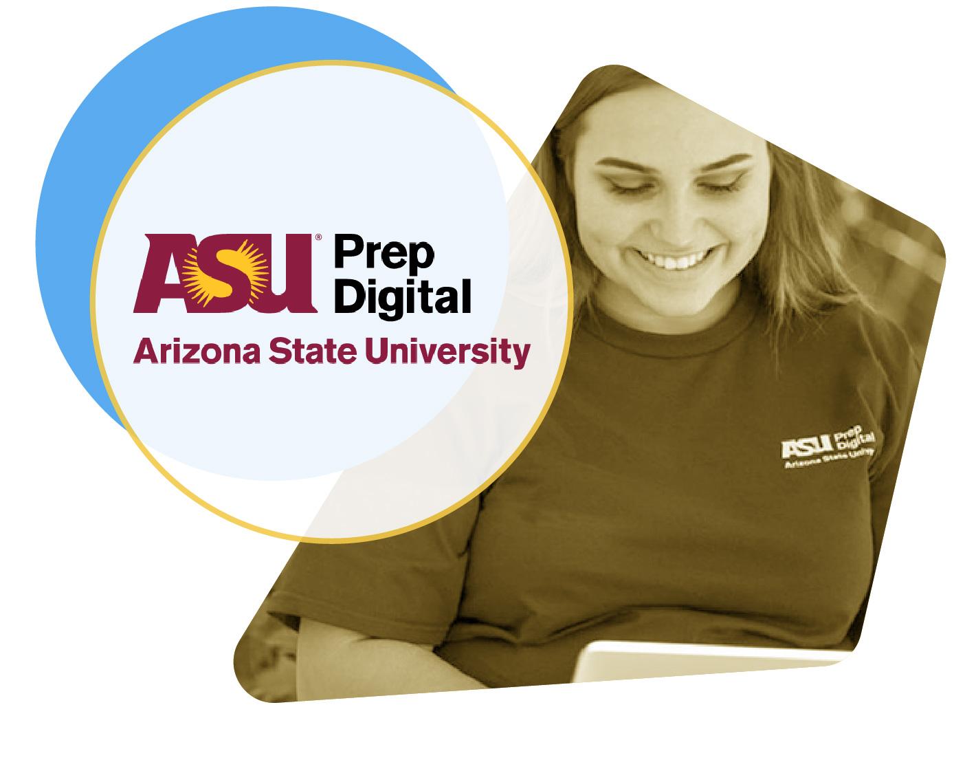 ASU Prep logo