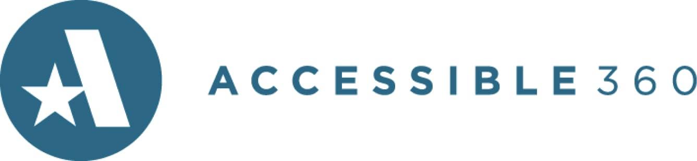 Accessible 360 Logo