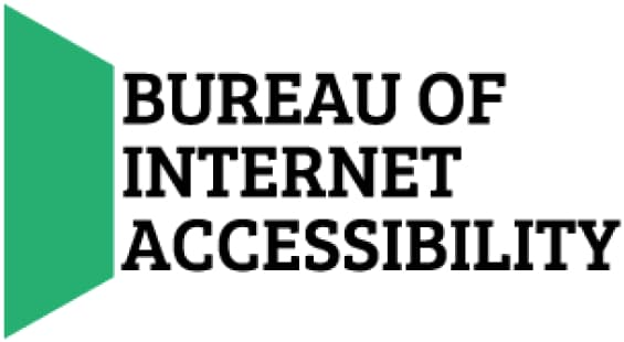 Bureau of Internet Accessibility Logo