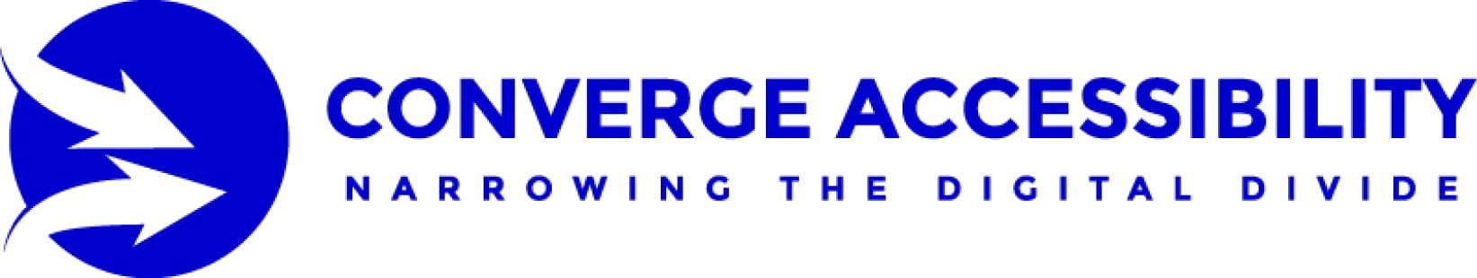 Converge Accessibility Logo