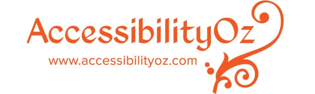 AcccessibilityOz Logo