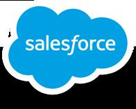 salesforce logo in color