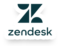 zendesk logo in color