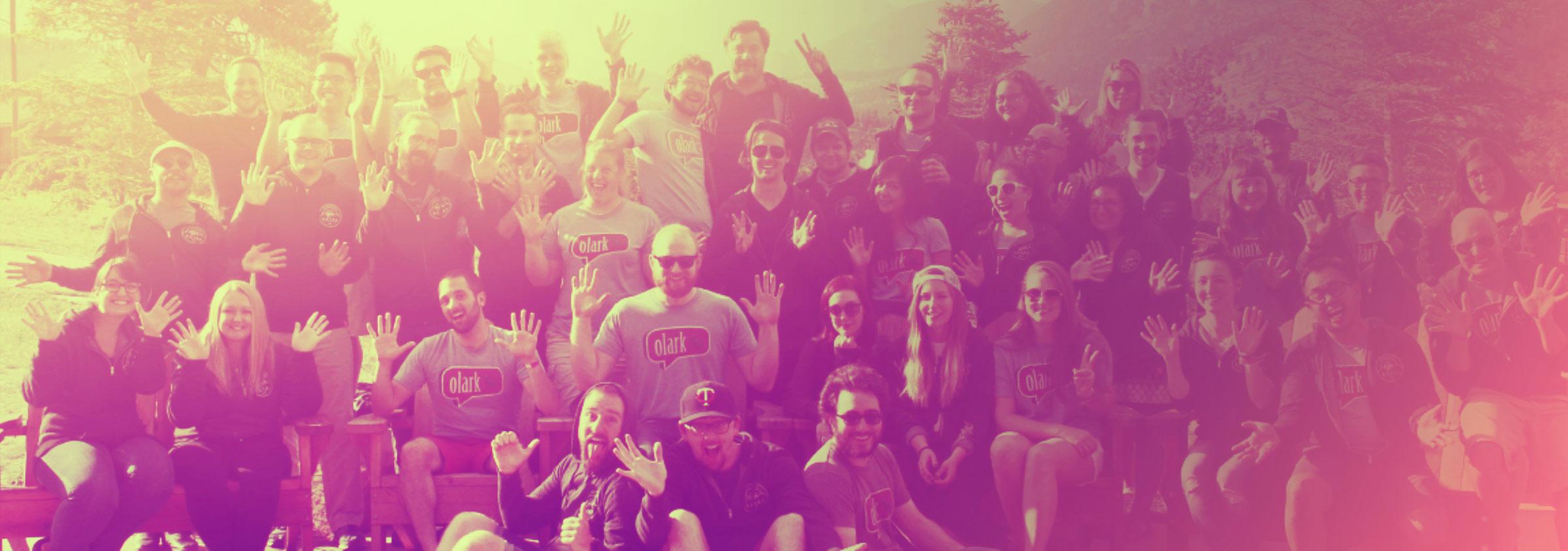 Olark team image