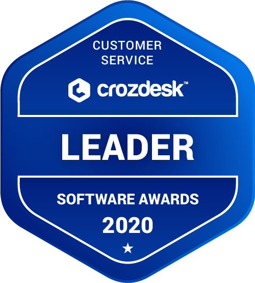 crozdesk badge