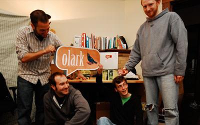 Olark Founders